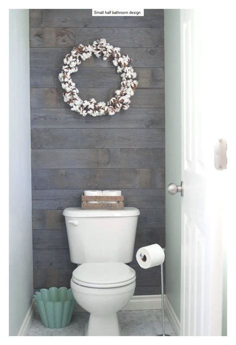 Decor Ideas For Small Bathrooms by 10 Beautiful Half Bathroom Ideas For Your Home For The