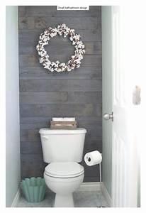 10+ Beautiful Half Bathroom Ideas for Your Home | Half ...