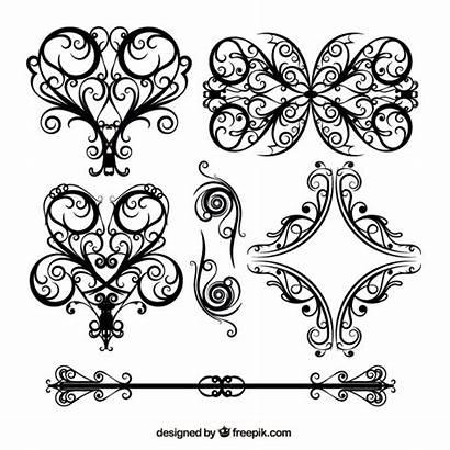 Lace Vector Pattern Floral Svg Freepik Ai