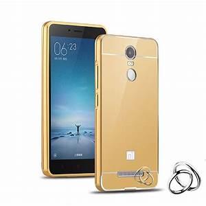 Xiaomi Redmi 3s Prime Cover By Givmi - Golden