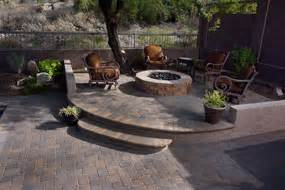 The Patio At Las Sendas by Paver News Page