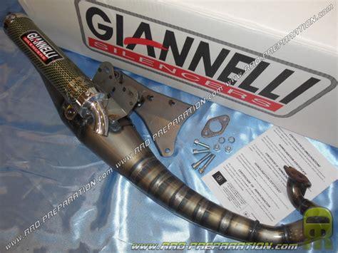 pot d 233 chappement giannelli pour keeway cpi