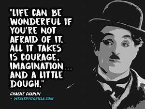 50 Charlie Chaplin Quotes & The Great Dictator Speech ...