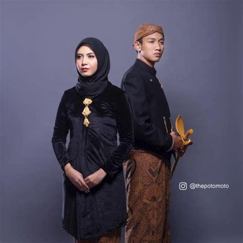 foto prewedding hijab simple tapi super kece