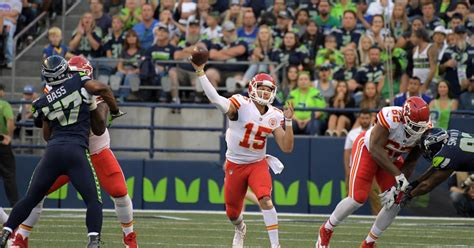 seattle seahawks chiefs game preview  friday rundown