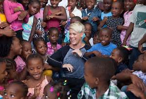 Pink Teams Up with UNICEF for World Children's Day ...