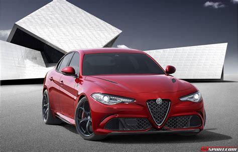 Alfa Romeo Coming To Us by Additional Alfa Romeo Giulia Variants Coming To Frankfurt
