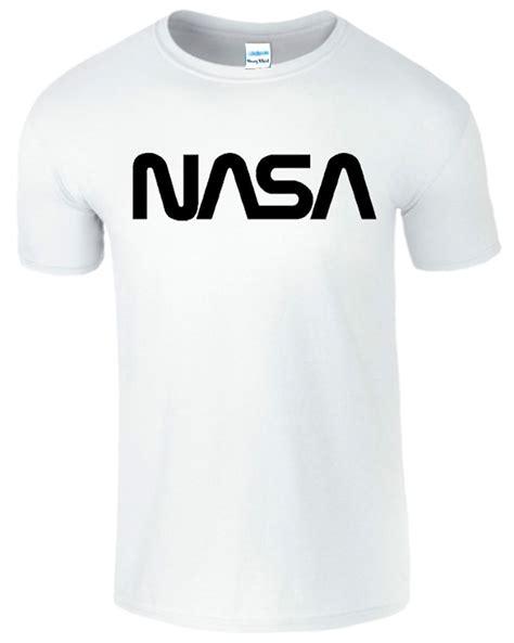 nasa astronaut new mens t shirt space logo top style gift sleeve ebay