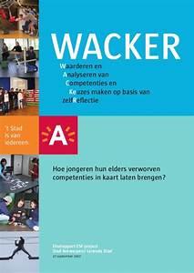Certificate Of Performance Eindrapport Wacker