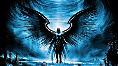 wallpaper angel  devil hd keren  pc  gedget