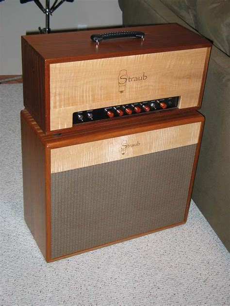 Custom Wood Guitar Speaker Cabinets cabinets neiltortorella