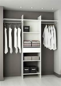 Solution Dressing Pas Cher : d co des id es pour emm nager un dressing dans une ~ Premium-room.com Idées de Décoration