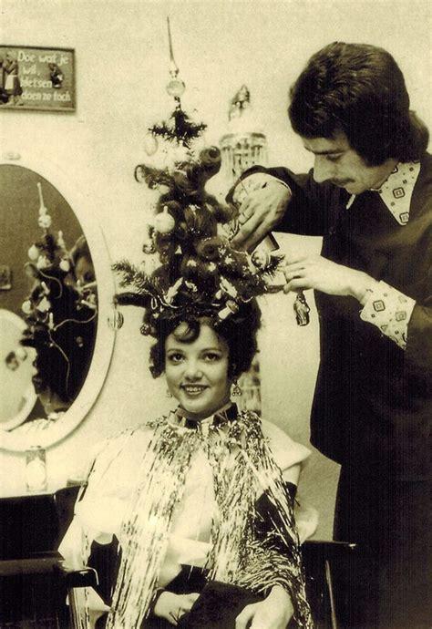 tree hairdoaccessorize craziness christmas tree