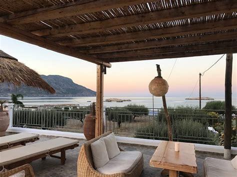 Island Pool Bar Restaurant, Karpathos By