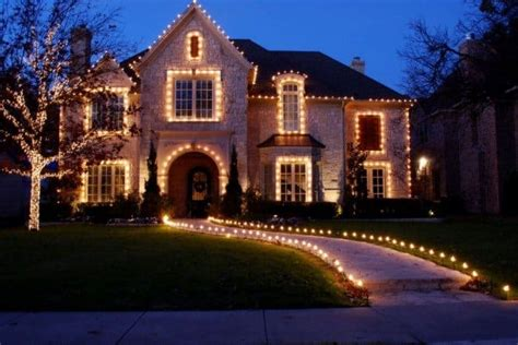 Bright Beautiful Different Types Of Outdoor Christmas
