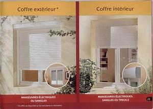 Porte Fenetre Pvc Avec Volet Roulant : gammes de fen tres ~ Dailycaller-alerts.com Idées de Décoration