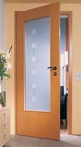 Zimmertür Mit Glaseinsatz : zimmert ren mit glas modern haus deko ideen ~ Yasmunasinghe.com Haus und Dekorationen