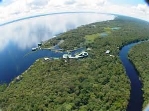 Brazil Amazon Rainforest Hotel