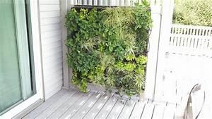 Balcon Pare Vue : le mur v g tal pour isoler le balcon du regard des autres ~ Premium-room.com Idées de Décoration