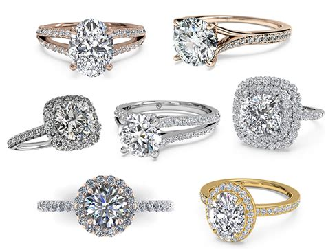 design your own engagement ring inspired by this