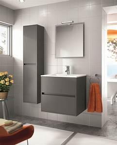 Meuble Pour Petite Salle De Bain : aurlane meuble salle de bain avec meuble aurlane ~ Dailycaller-alerts.com Idées de Décoration