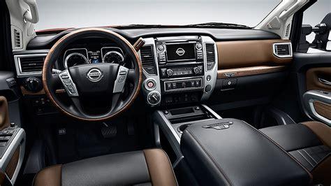 nissan titan interior 2017 first drive 2016 nissan titan xd