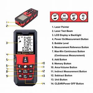 Top 16 Best Laser Distance Measure In 2019