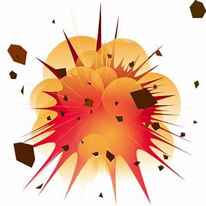 Free to Use & Public Domain Explosion Clip Art