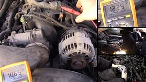 2004 Chevrolet Silverado Alternator Wiring