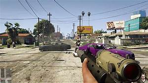 GTA V Amazing First Person View PC PS4 And Xbox One Video
