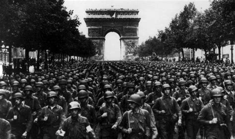 D-Day GIs 'raped and killed their French allies while US ...