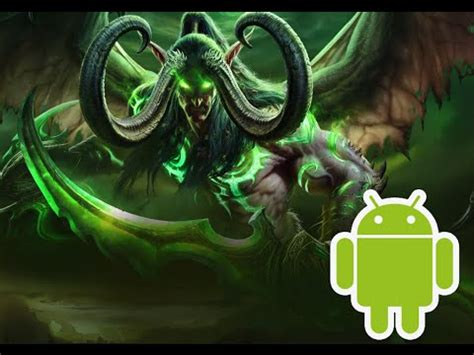 Animated Wallpaper Tutorial - illidan stormrage animated wallpaper android tutorial