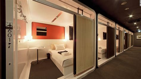 posh pods inside 39 s most capsule hotels