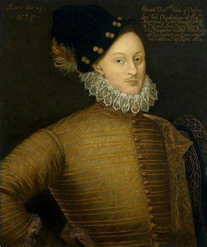 10 Facts about Edward de Vere   Fact File