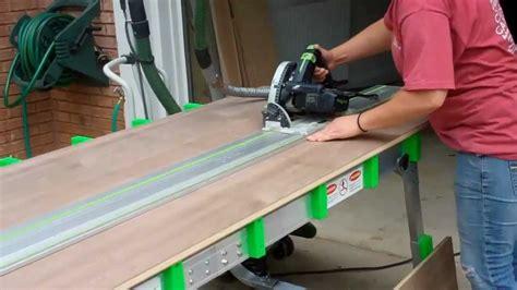 kregs custom carpentry ts parallel guides benchmark