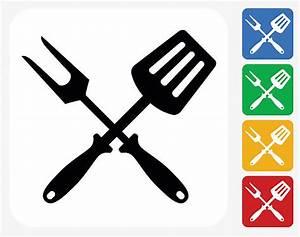 Grilling Utensils Clipart & Grilling Utensils Clip Art ...