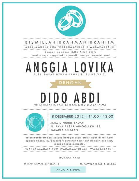konsep undangan pernikahan indonesia  wedding