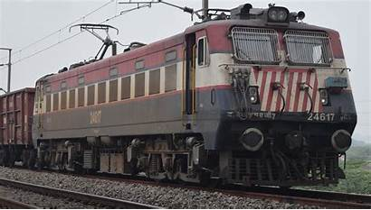 Locomotive Wag Indian Class Bhel Engine Wag7