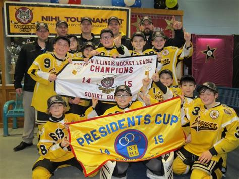 Squirt Luedtke Wins Wolves Cup Championship