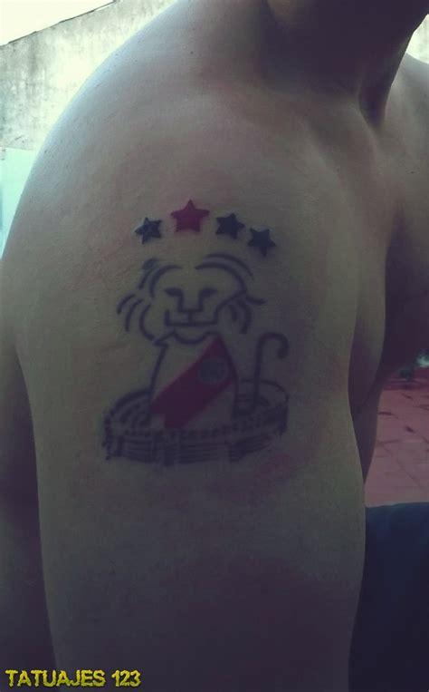 River Plate Tatuajes 123
