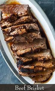 Easy Beef Brisket  Beef Brisket Roast  Slathered In A