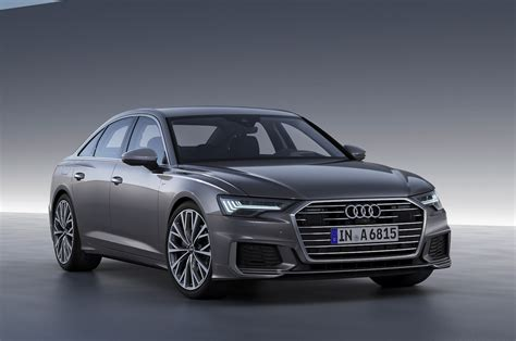 2019 Audi A6 Front Three Quarter 3  Motor Trend