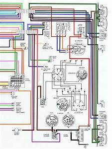 67 Camaro Fuse Diagram