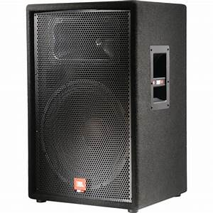 Jbl Sound System : jbl jrx115 15 2 way pa speaker system ~ Kayakingforconservation.com Haus und Dekorationen