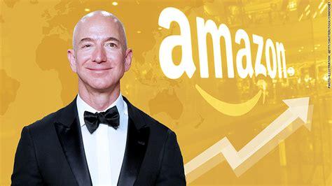 Jeff Bezos worth $150 billion as Amazon hits all-time high