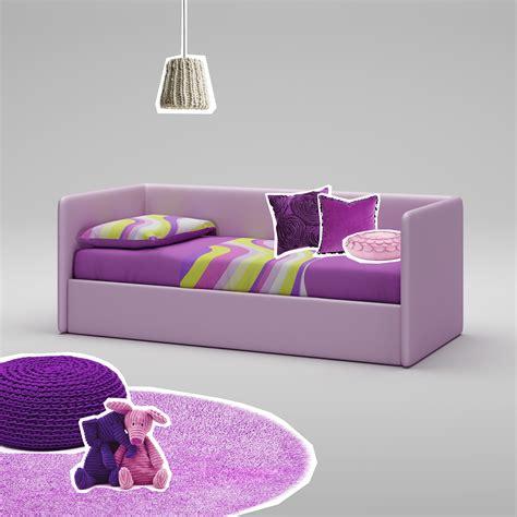 canapé ado design luminaire chambre ado fille