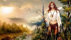 Fantasy Women Warrior wallpapers (Desktop, Phone, Tablet ...