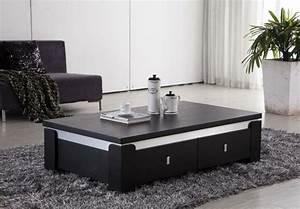 choisir le meilleur design de la table basse avec rangement With tapis kilim avec canapé avec tiroir rangement