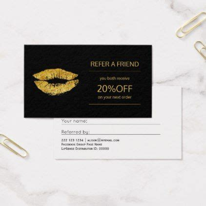 beauty products distributor gold lips referral zazzle