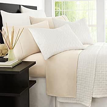 Amazon.com: Zen Bamboo Luxury 1500 Series Bed Sheets - Eco